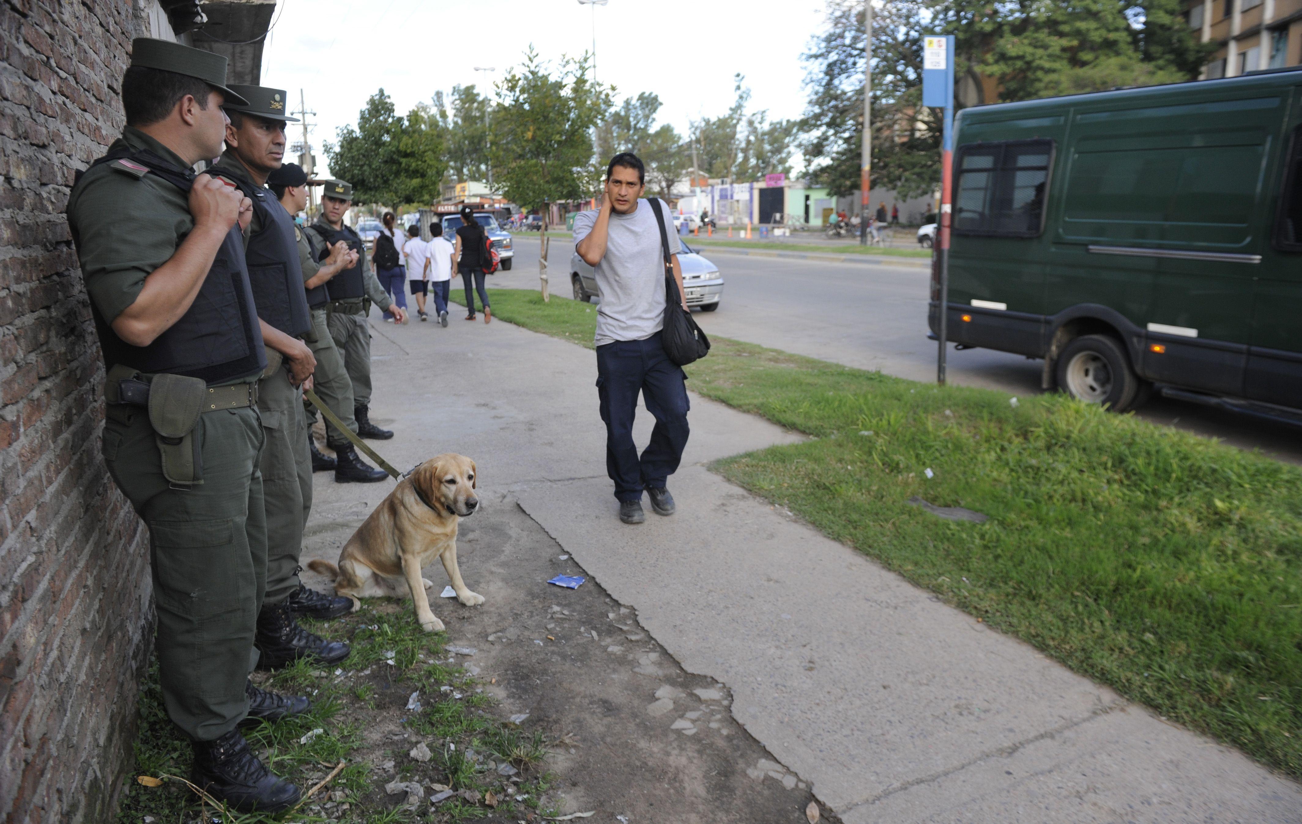 Las fuerzas federales patrullan hace más de un mes los barrios de Rosario.