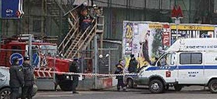 Los servicios secretos rusos detuvieron a los organizadores del atentado