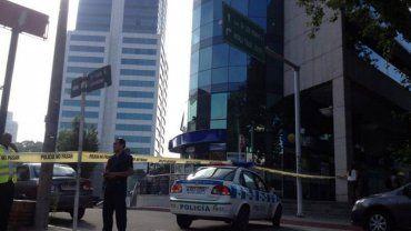La embajada de Israel en Montevideo fue desalojada esta mañana tras el hallazgo de un artefacto sospechoso.