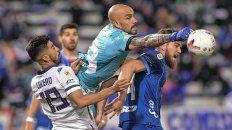 No hubo goles en la cancha de Vélez.