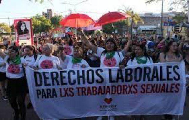 Trabajadoras sexuales rosarinas piden un subsidio habitacional