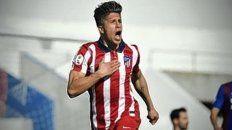 Giuliano Simeone debuta con gol en Atlético de Madrid B