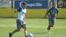 Buscado. Rodrigo Villagra está decidido a emigrar de Central. El jugador cordobés tiene varios destinos en la mira.