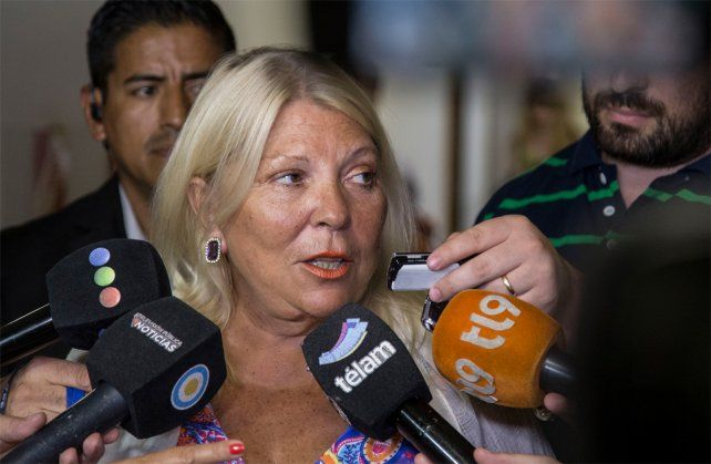 Elisa Carrió advirtió que en el gobierno nacional no puede haber más errores.