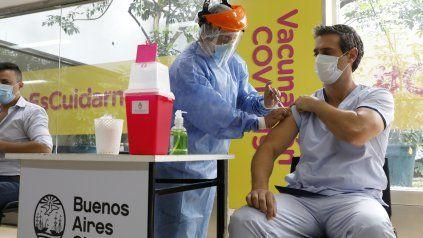La vacunación en CABA con Moderna comenzará este viernes. La provincia de Buenos Aires cumplirá el mismo calendario.