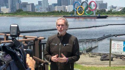 Gonzalo Bonadeo es sinónimo de Juegos Olímpicos.