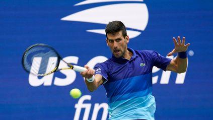Novak Djokovic, el Nº 1 del mundo, planteó varias veces su oposición a las vacunas.