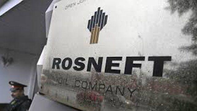 Petrolera estatal rusa Rosneft