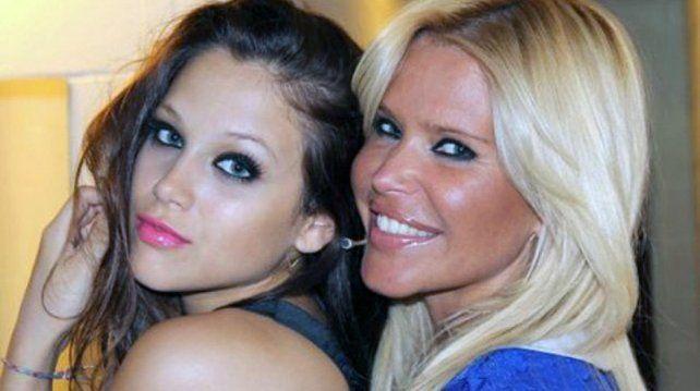 Nazarena Vélez dijo que su hija Barbie está en un momento de sanación y muy entera