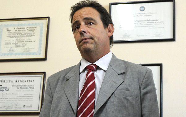 El juez Beltramone