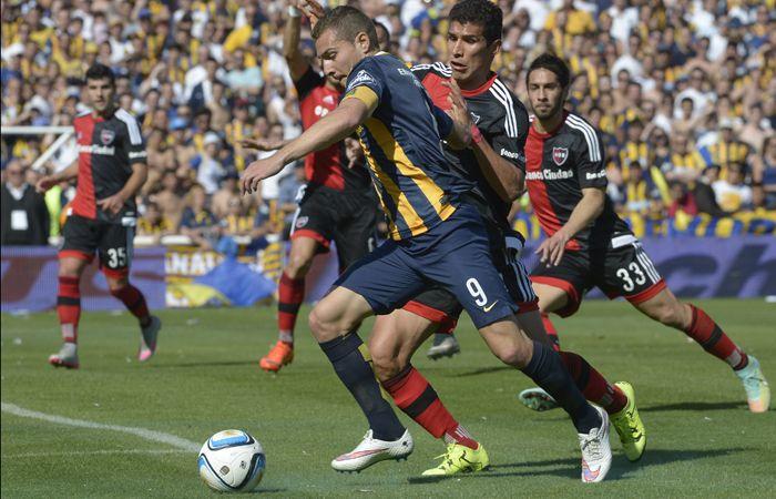 El goleador Marco Ruben hará su debut en el torneo tras quedarse afuera en la primera fecha.