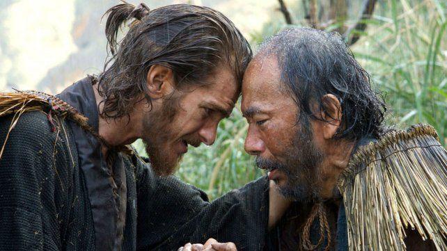 La nueva película de Martin Scorsese en la que actúan Andrew Garfield y Liam Neeson.