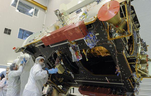 El Arsat-1. El primer satélite argentino transportará señales de video