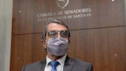 .El senador provincial por el departamento San Lorenzo, Armando Traferri.