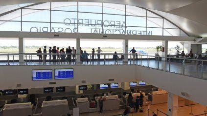 En alza. Creció el movimiento de pasajeros en la terminal del Fisherton.