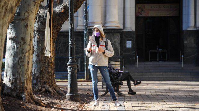 El tiempo en Rosario: un frío y soleado domingo de invierno