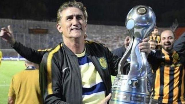 Edgardo Bauza se retiró del fútbol