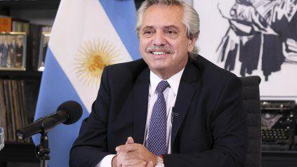 Fernández pidió un sistema de licencias que garantice la oferta global de vacunas