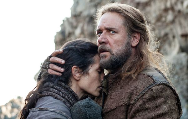 """Polémica. Russell Crowe es el protagonista de """"Noé"""""""