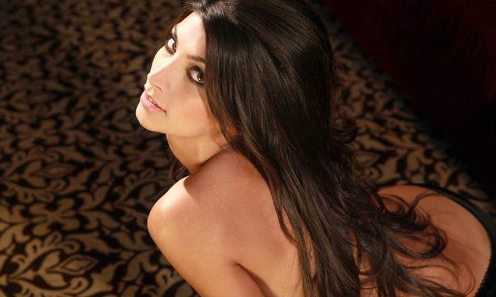 Solange se desnuda en la revista Playboy de junio