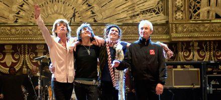 Los Rolling Stones inauguran una Berlinale más musical que nunca