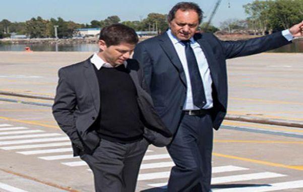 Scioli sugirió que de ganar las elecciones en octubre continuará con la política económica de Cristina.
