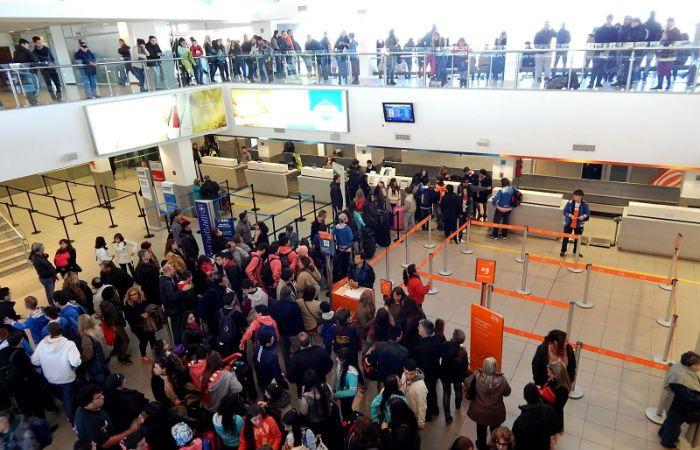 Nuevos rumbos. Cada vez más pasajeros optan por volar desde Rosario gracias a las conexiones locales e internacionales que se ofrecen.