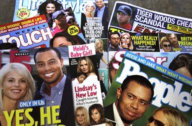Sigue el escándalo: dicen que son diez las amantes de Tiger Woods