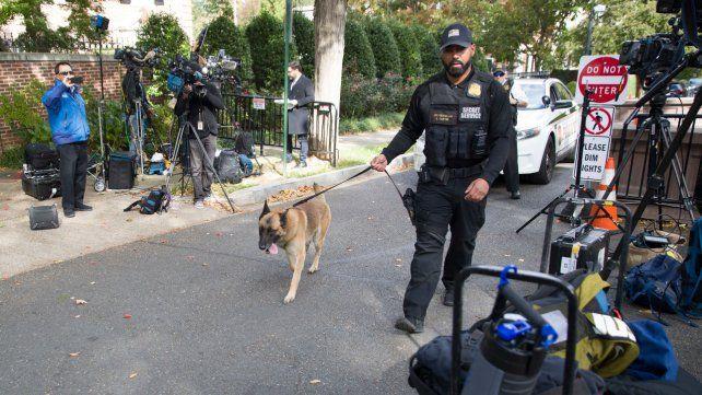 Enviaron bombas a Hillary, Obama y el canal CNN