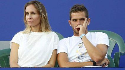 Gisela Dulko, ex tenista, y Fernando Gago, el ex Boca, protagonizaron una escandalosa separación.