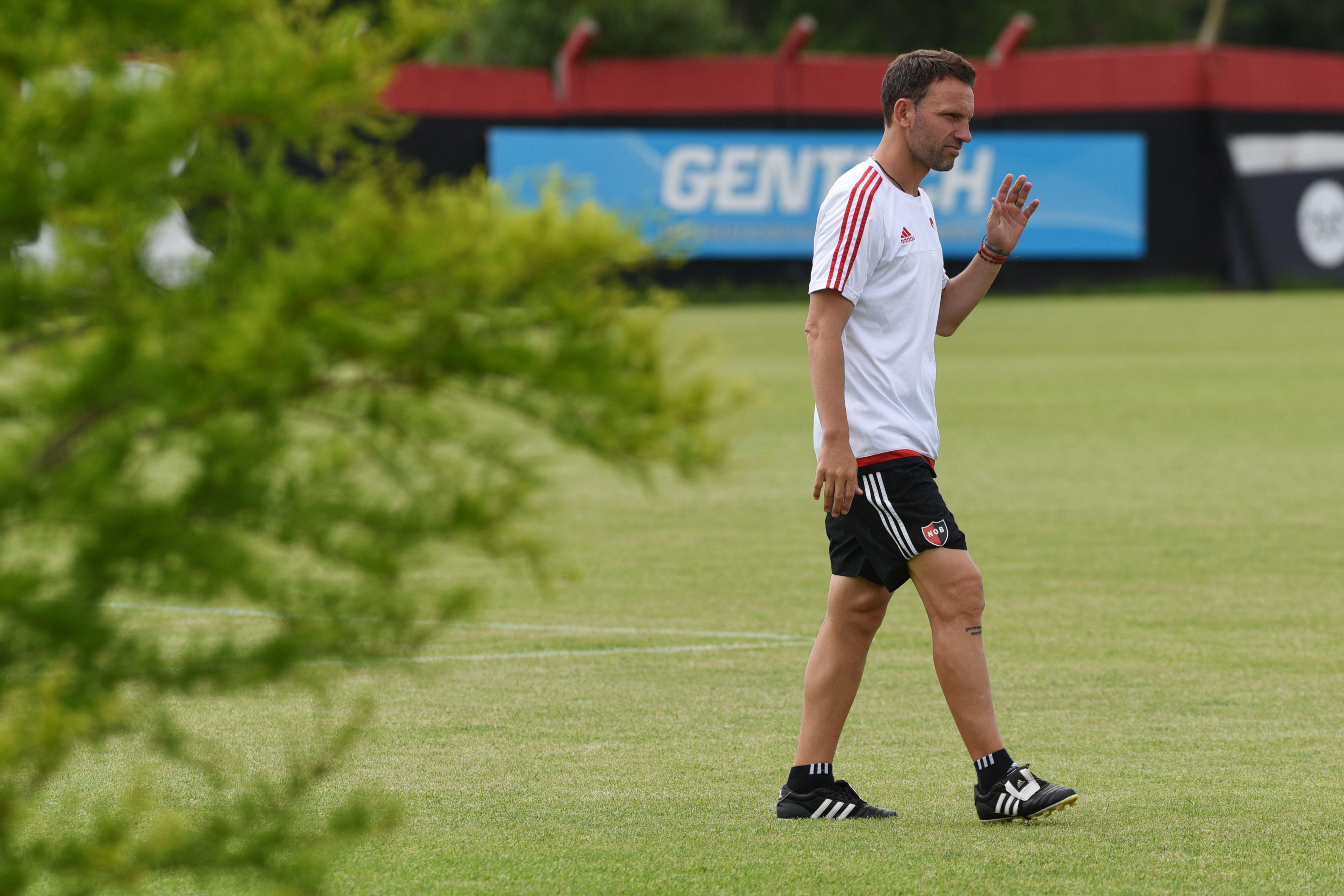 Apostando a llegar a la Sudamericana. El técnico no debe pensar más allá que en jugar ante Lanús