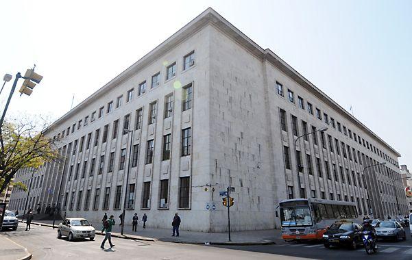 Tribunales. Epicentro de la intensa actividad del juez Juan Carlos Vienna.
