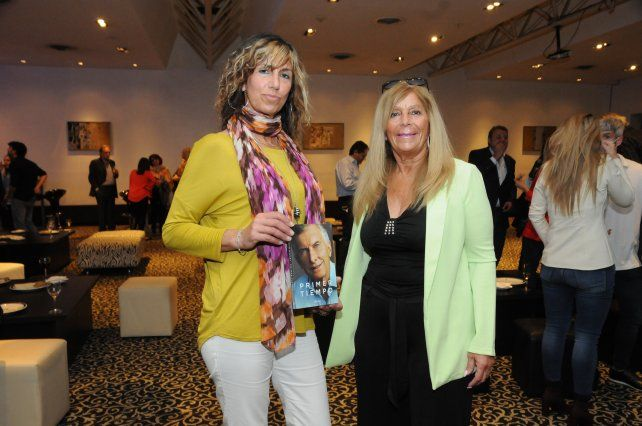 Mariana Buchin y Viviana Lajara