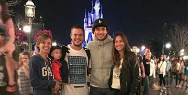 Las fotos del viaje de Pampita, sus hijos y Pico Mónaco por los parques de Disney en Orlando