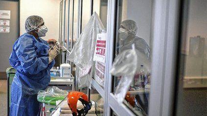 Llegan a 4.919.408 los contagios desde el inicio de la pandemia en el país.