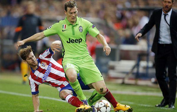 El equipo del Cholo Simeone venció 1-0 a Juventus.