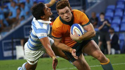 Los Pumas cerraron un pésimo Rugby Championship 2021 con una derrota ante Australia