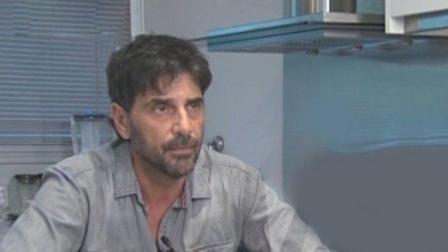 Y un día habló. El actor lo hizo con un programa de la cadena Record TV de Brasil.