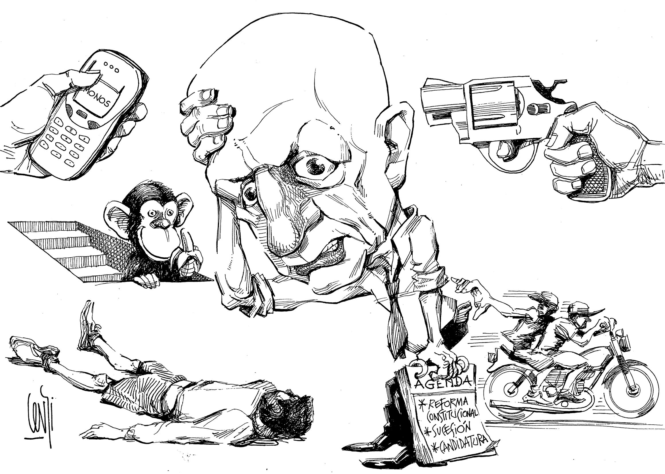 Desvelos de la política santafesina