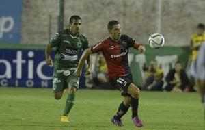 Maxi Rodriguez casi convierte el tercero