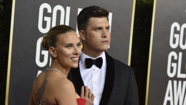 Scarlett Johansson está embarazada: espera su primer hijo con el comediante Colin Jost