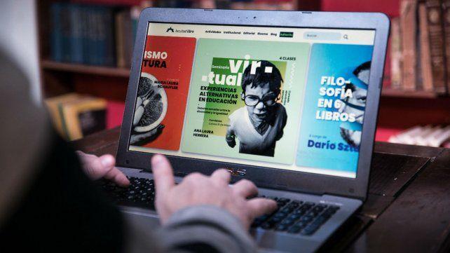 La Facultad Libre suma cursos de formación virtual