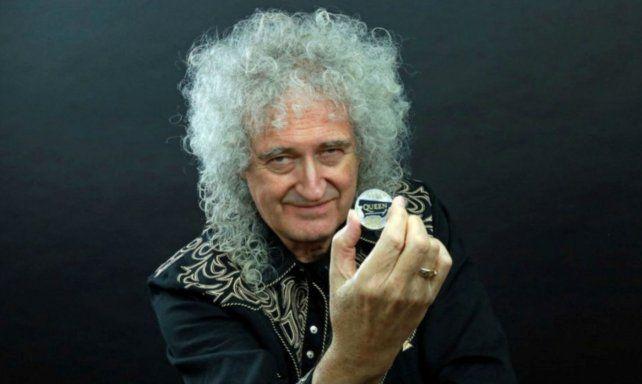 El guitarrista de Queen