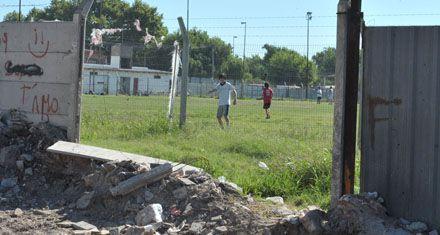 Polémica en un club de fútbol infantil