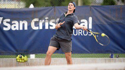¿Volverá el tenis?Uno de los deportes que reúnen las características que podrían hablitarse es el tenis.