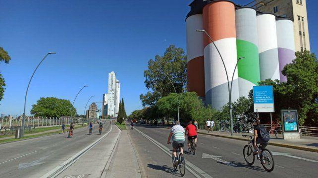 El tiempo en Rosario: un domingo soleado y con máximas que tocarán los 29 grados