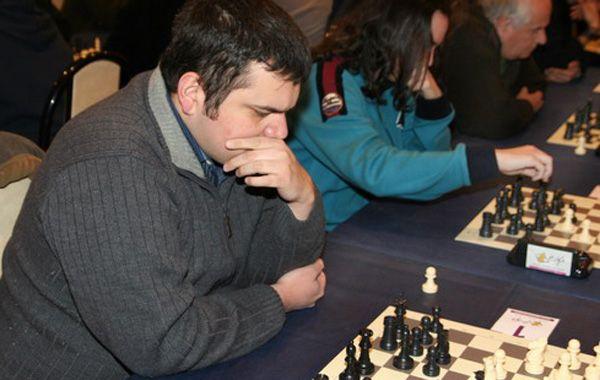 Martín Lorenzini se alzó como Campeón Argentino 2011.