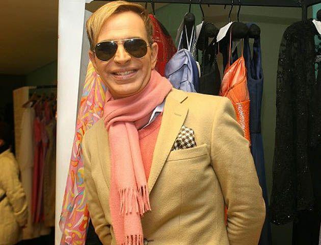 Falleció el diseñador de modas Jorge Ibañez