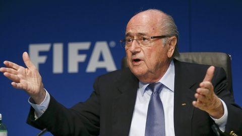El suizo de 79 años va por la reelección en la Fifa.