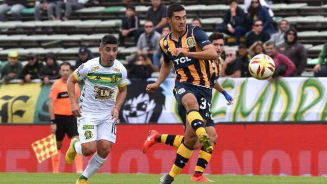 Número puesto. Maximiliano Lovera viene en alza y será titular ante el equipo chileno.